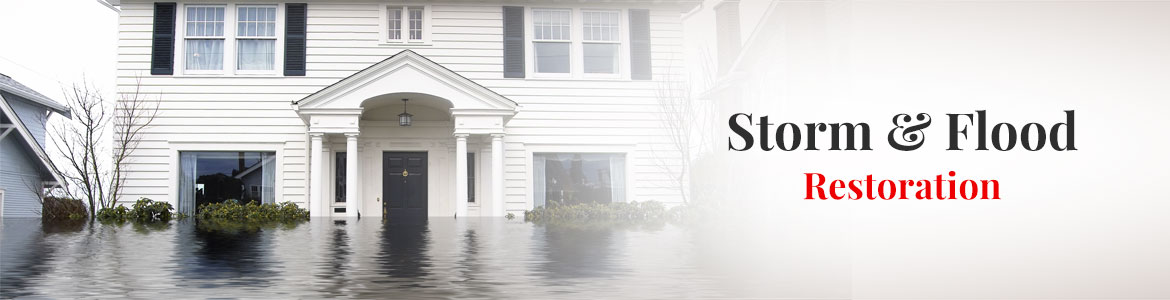 Storm & Flood Restoration in Little Rock, Hot Springs, Conway & Benton, AR