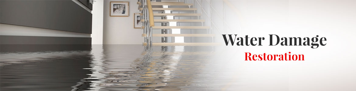 Water Damage Restoration in Little Rock, Hot Springs, Conway & Benton, AR