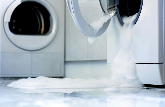 Appliance Overflow Cleanup Services