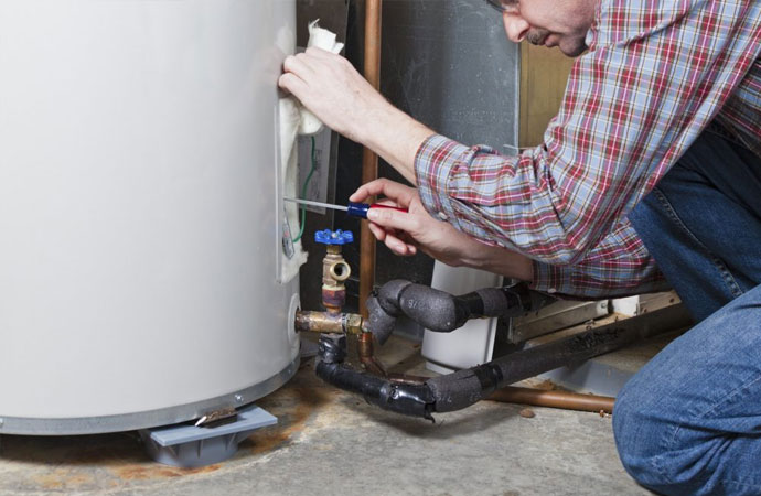Water Heater Restoration Services<