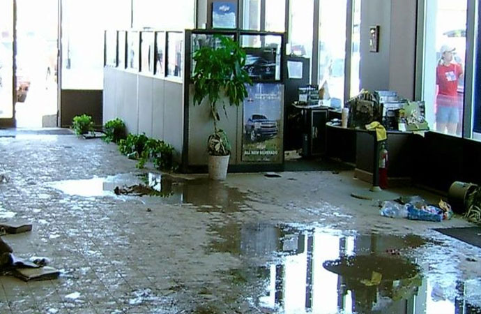 Water Damage Restoration in Little Rock & Hot Springs, AR