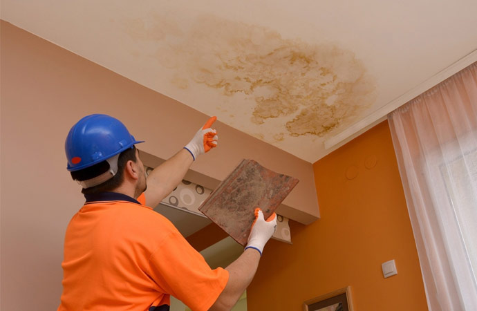 Roof Water Damage Experts